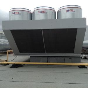 Bell-Sensplex-Vairtex™-installation